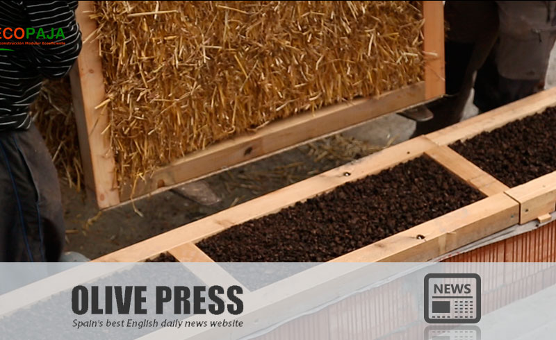 ecopaja bioconstruccion en olive press