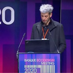 EcoPaja en el Basque eco design meeting 2020