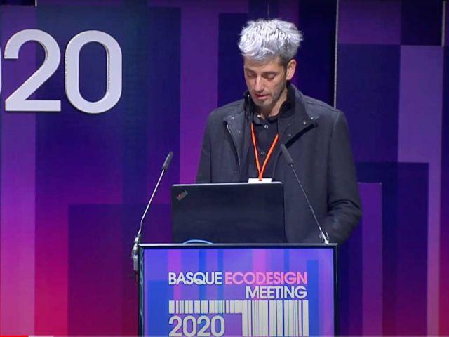 EcoPaja en el Basque eco design meeting 2020